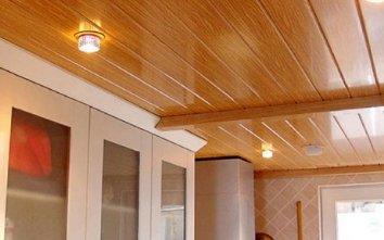 pemasangan plafon pvc teras