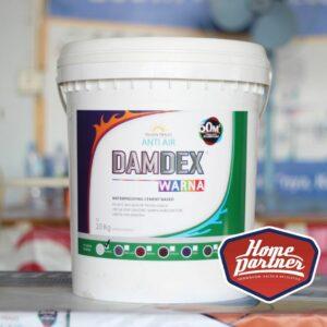 damdex warna 20kg depan