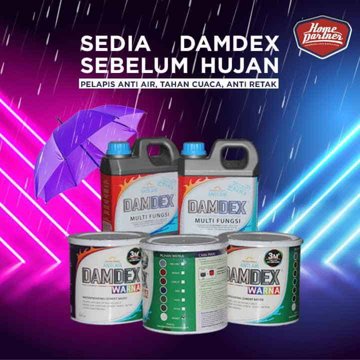 damdex indonesia homepartner