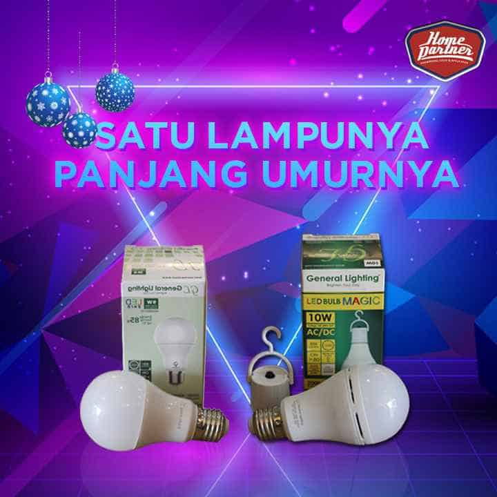 lampu emergency homepartner